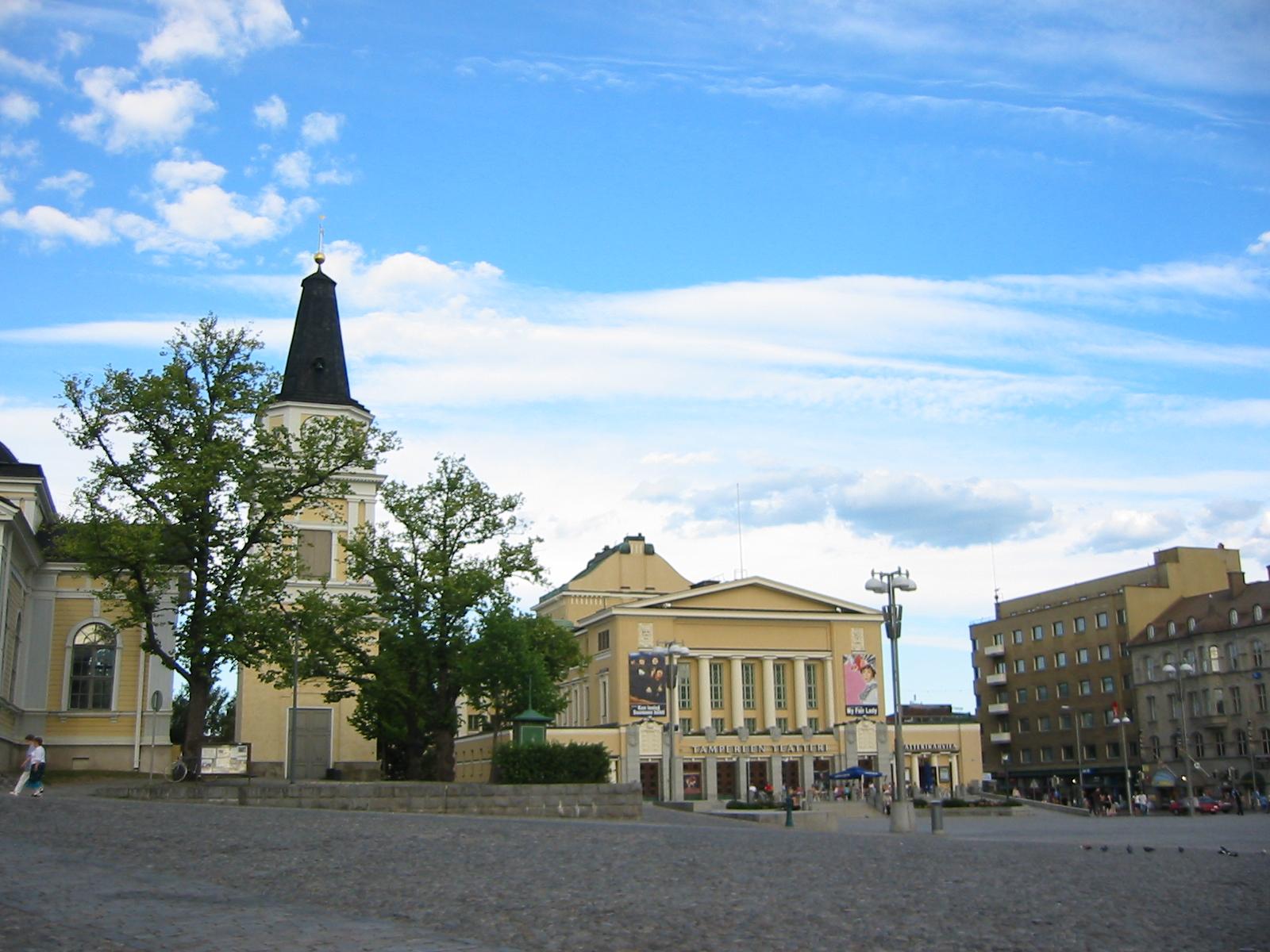 Tampere_keskustori
