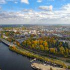 Tampereen ilmakuvaa